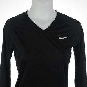 Nike - Black - Pullover - Size M